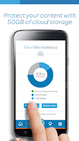 Screenshot of AT&T Protect Plus