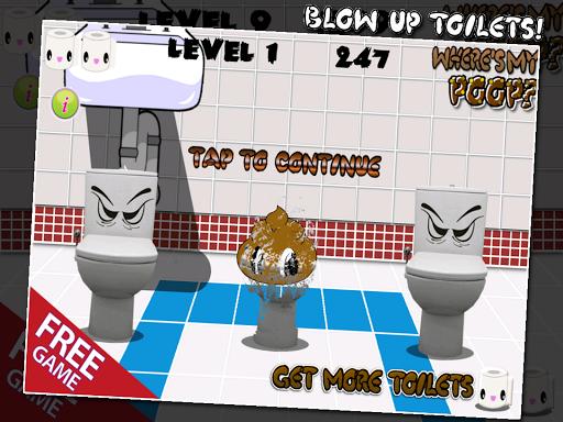 Where's My Poop? Screenshot