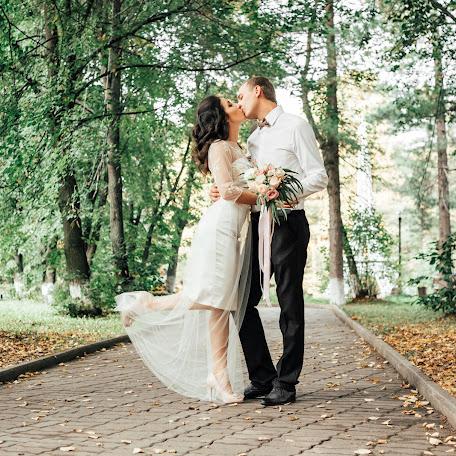 Wedding photographer Tatyana Galkina (Aniklag). Photo of 04.03.2017