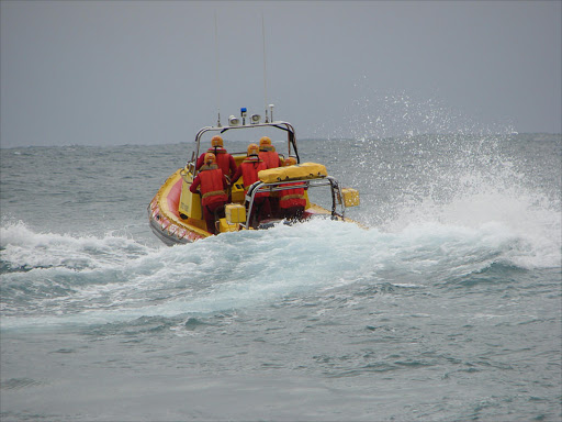 Ian Klopper' National Sea Rescue Institute station commander at Kommetjie' said it was suspected that Anna had drowned.