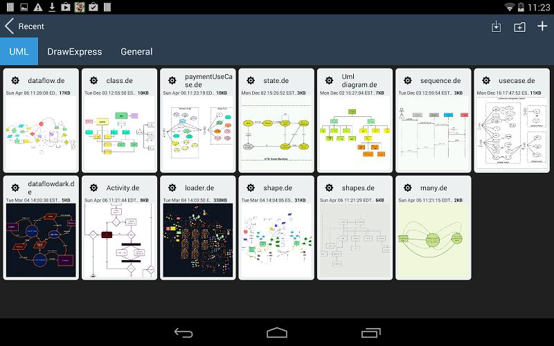 DrawExpress Diagram Screenshot 10