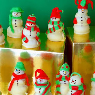 Attack Of The Peanut Butter Snowman Army