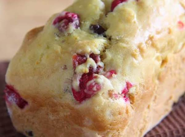 Abundant Cranberry Bread Recipe