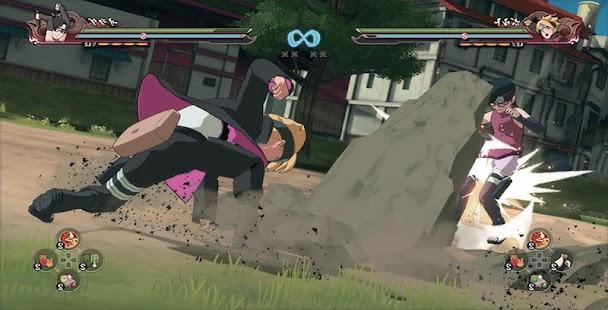 Shinobi Ninja Boruto Adventure - náhled