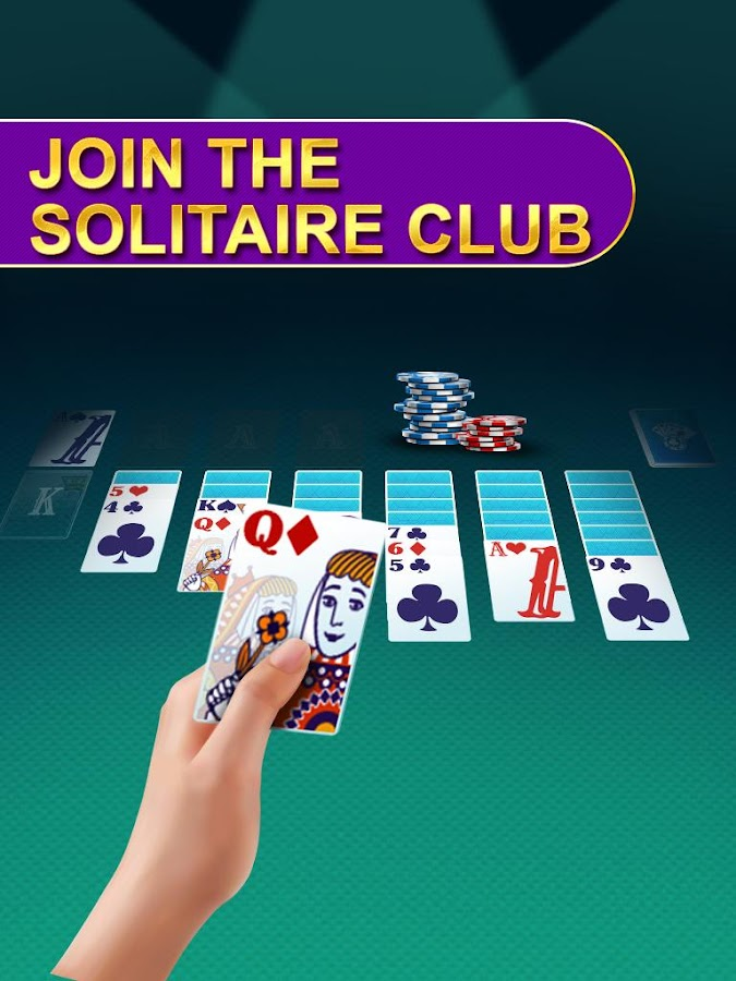 can you play solitaire in a casino