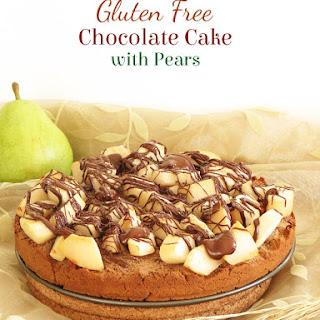 Gluten Free Chocolate Cake.