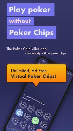 Chips of Fury - virtual poker chips screenshots 1