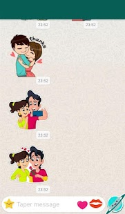 WAStickerApps - Stickers Love et couple 2020 Screenshot