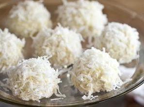 Coconut Cardamon Burfi Recipe
