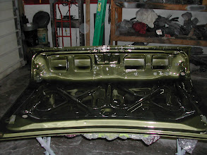 Photo: 69 road runner trunk lid