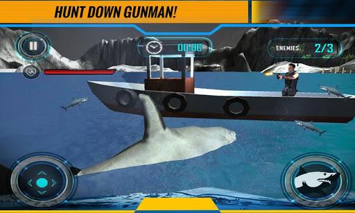 Sea Monster Shark Attack 3D