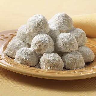 Pecan Cookie Balls.