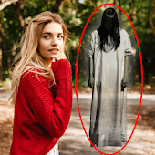 Add Ghost to Photo Prank