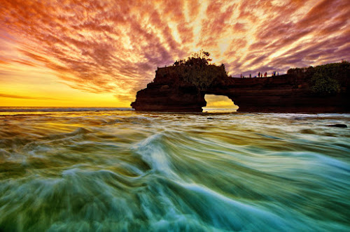 Tanah Lot, Bali by Asep Dedo - Landscapes Travel