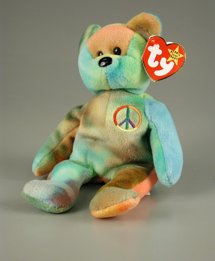 Stuffed animal:Peace