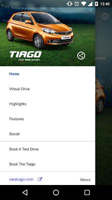 Tiago Virtual Drive - screenshot