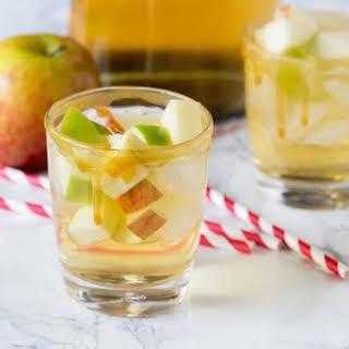 Caramel Apple Sangria.