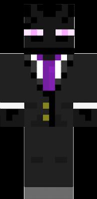 enderman in a suit