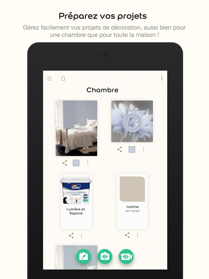 dulux valentine visualizer android apps on google play. Black Bedroom Furniture Sets. Home Design Ideas