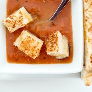 Roasted Tomato Soup {Easy} Recipe