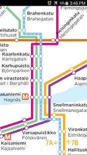 Helsinki Tram Map Apps on Google Play