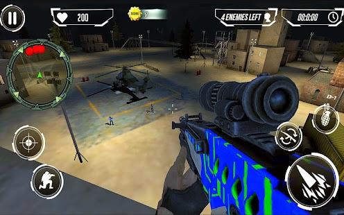 Modern Army Sniper Shooter - Freedom Forces Strike- screenshot thumbnail