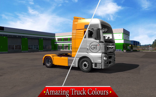 Truck Parking 2020: Prado Parking Simulator apklade screenshots 2