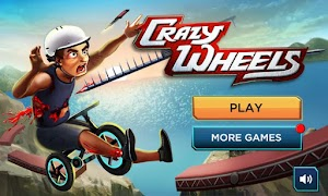 4 Crazy Wheels App screenshot