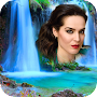 Waterfall Photo Collage -Blend Photo APK icon