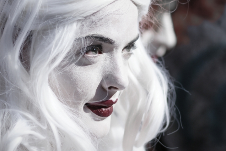 White queen di marco pardi photo