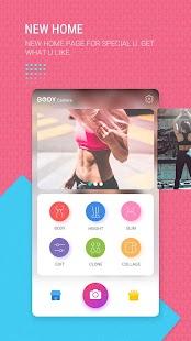 Body Camera - Fitness & Slim Photo Editor Pro - náhled