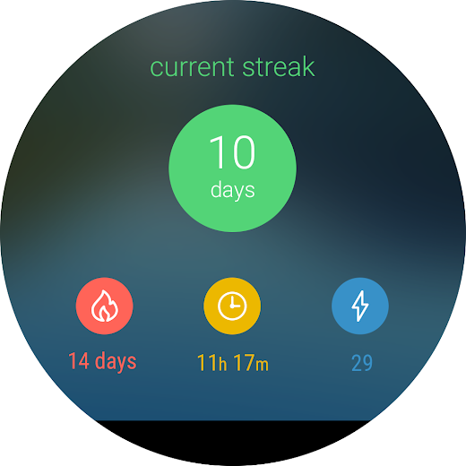 Screenshot 11 for Calm's Android app'