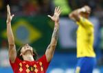 巴西烏拉圭出局 世界盃變歐國盃