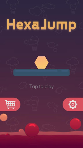 HexaJump - An endless arcade 1.03 screenshots 1