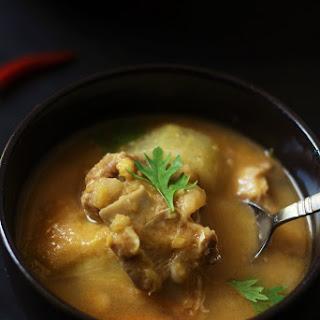 Mutton Dalcha Recipe-Dalcha Gosht