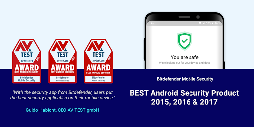 Bitdefender Mobile Security & Antivirus 3.3.063.978 screenshots 1