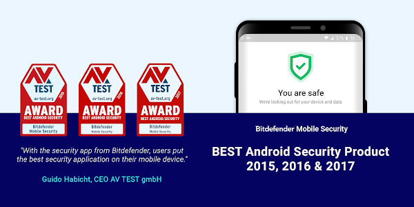 Bitdefender Mobile Security & Antivirus 3.3.063.968
