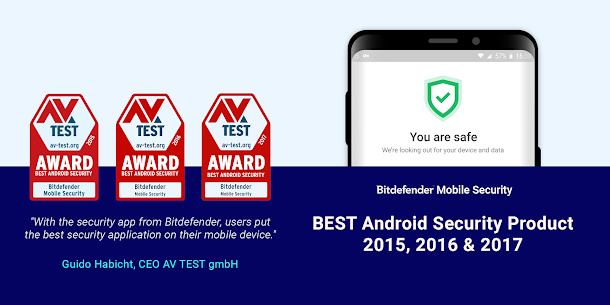 Bitdefender Mobile Security Apk & Antivirus 1