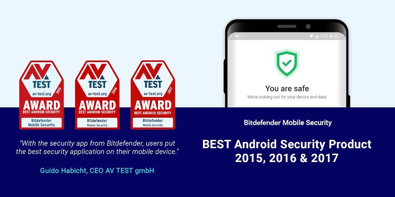 Bitdefender Mobile Security & Antivirus Premium v3.3.106.1441 [Latest]