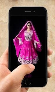 Afghan Girls Dresses - Afghan Girls Suit - náhled
