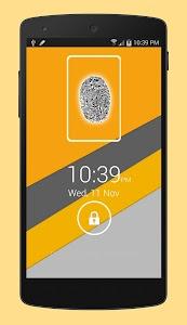 Fingerprint Lock Screen Prank v6.4
