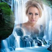 Photo Frames: Waterfall