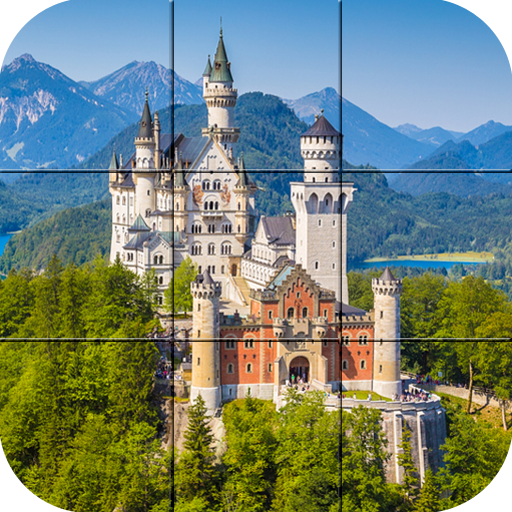 Puzzle - Palaces and castles