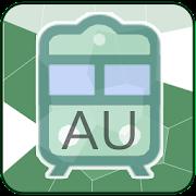 Australia Subway Map