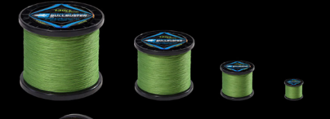 Buy 1000 Yard Spools Of 30Lb Green Braided Fishing Line