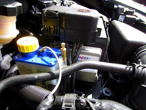 Photo: Valve-Saver, Steuergerät der Gasanlage