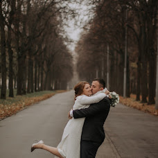 Wedding photographer Ekaterina Ponomarenko (Katemarche1994). Photo of 13.11.2018