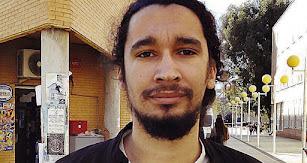 Cristian Álvarez Hossein, Presidente del Consejo de Estudiantes de laUAL(CEUAL).