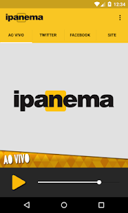 Ipanema FM- screenshot thumbnail