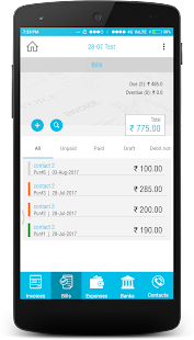 EasyTouch India - GST Accounting App- screenshot thumbnail